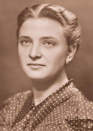 Portrait Walburga Wachter