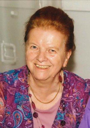 Portrait Gertrud Pöschl