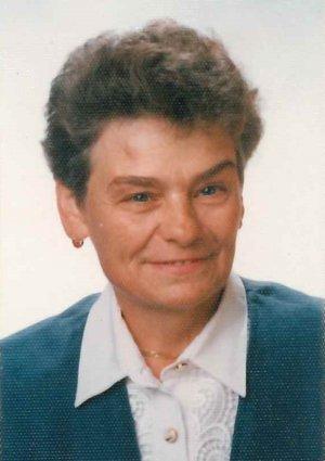 Portrait Erna Beinhaupt
